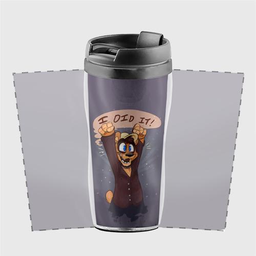 Термокружка-непроливайка  Фото 02, Five Nights At Freddys