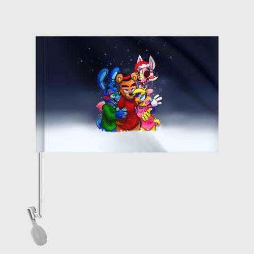Флаг для автомобиля  Фото 02, Five Nights At Freddys