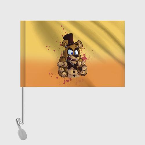 Флаг для автомобиля  Фото 02, Freddy