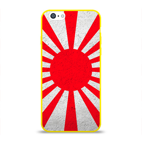 Чехол для Apple iPhone 6 силиконовый глянцевый Япония от Всемайки