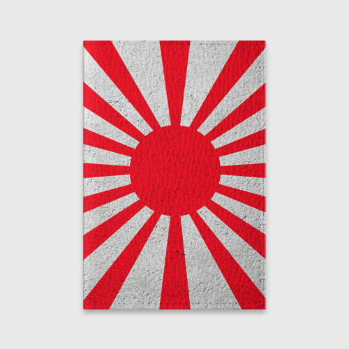 Обложка для паспорта матовая кожа Япония от Всемайки