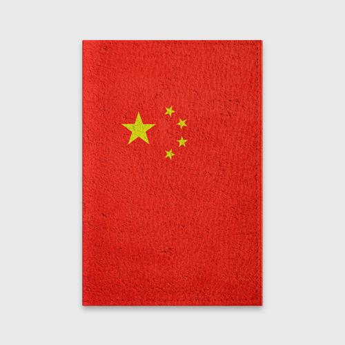 Обложка для паспорта матовая кожа  Фото 01, Китай