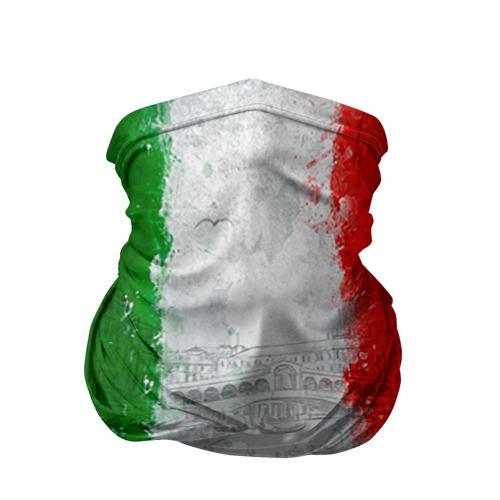 Бандана-труба 3D Италия