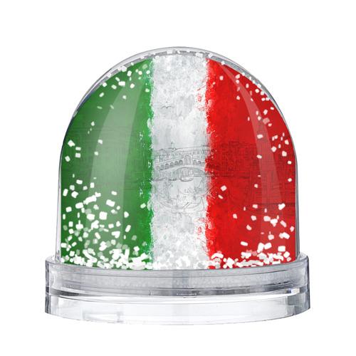 Водяной шар со снегом Италия