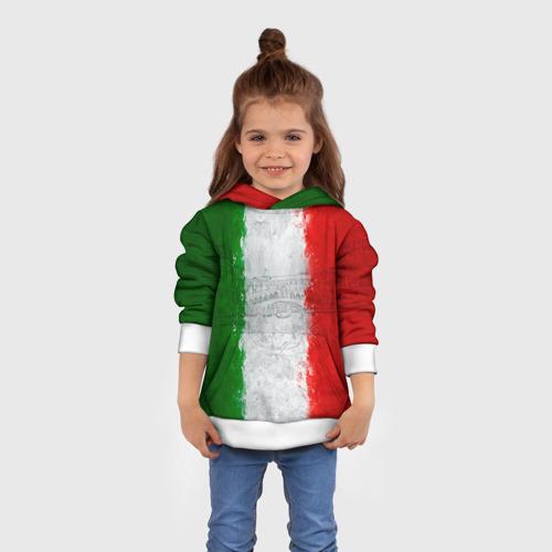 Детская толстовка 3D Италия