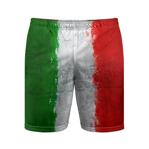 Мужские шорты 3D спортивные Италия