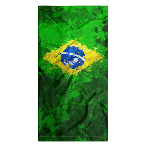 Бандана-труба 3D  Фото 07, Бразилия