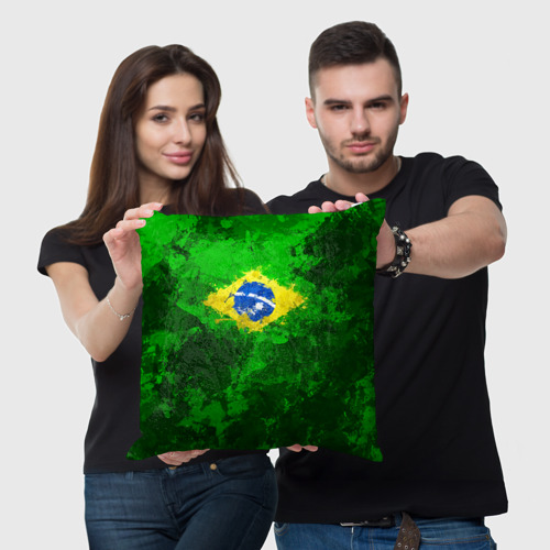 Подушка 3D  Фото 05, Бразилия