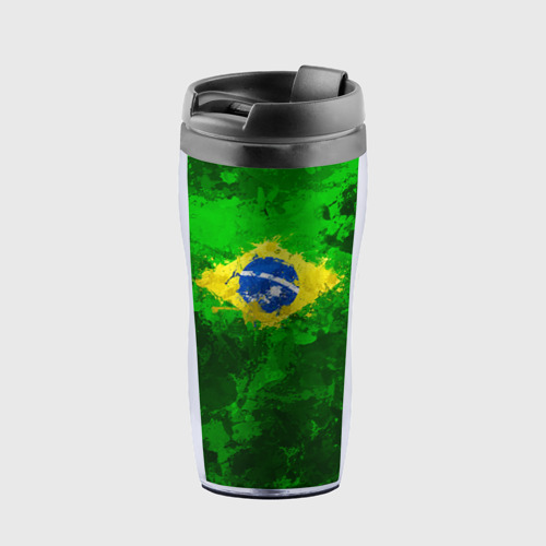 Термокружка-непроливайка Бразилия