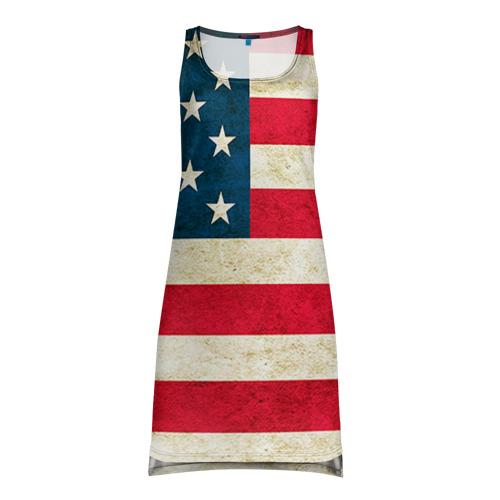 Платье-майка 3D США