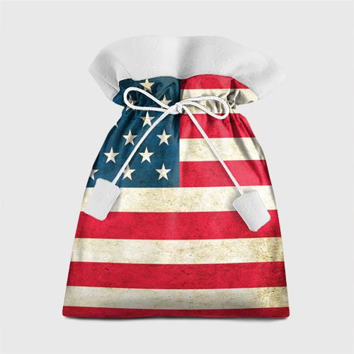 Подарочный 3D мешок США