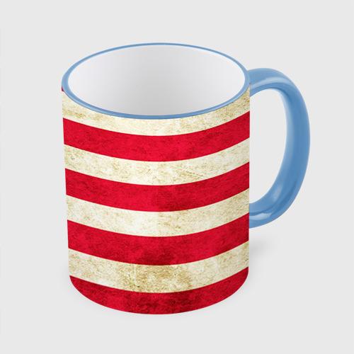 Кружка с полной запечаткой США