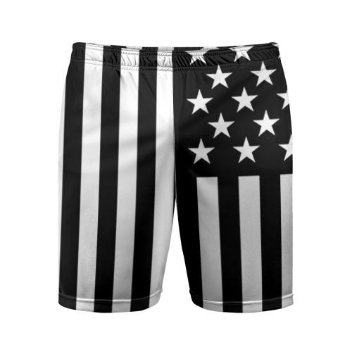 Мужские шорты 3D спортивные USA