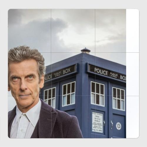 Магнитный плакат 3Х3 Доктор в Лондоне