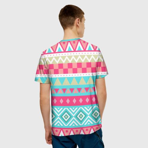 Мужская футболка 3D  Фото 02, Pat10