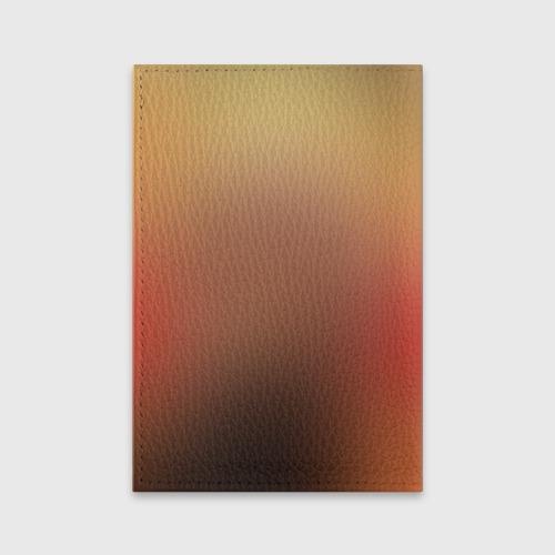 Обложка для паспорта матовая кожа  Фото 02, Взгляд