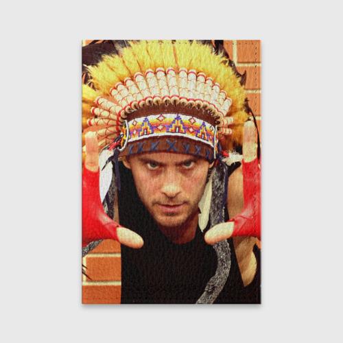 Обложка для паспорта матовая кожа  Фото 01, Взгляд