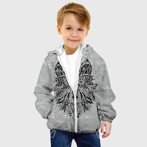 Детская куртка 3D  Фото 03, Волк