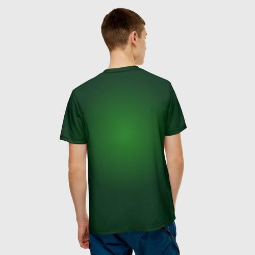 Мужская футболка 3D  Фото 02, Usain Bolt