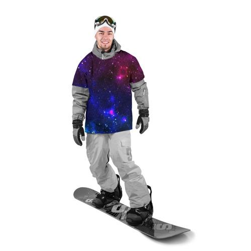 Накидка на куртку 3D  Фото 03, Звёзды