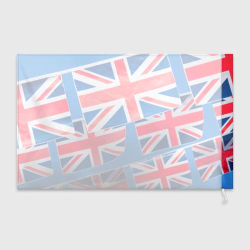 Флаг 3D Британские флаги Фото 01