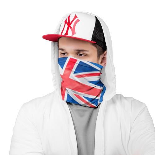 Бандана-труба 3D  Фото 03, Британские флаги