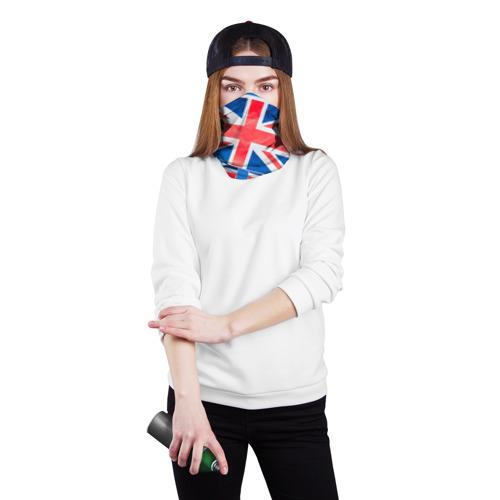 Бандана-труба 3D  Фото 02, Британские флаги