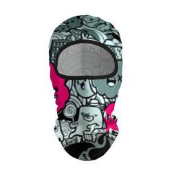 sticker bombing
