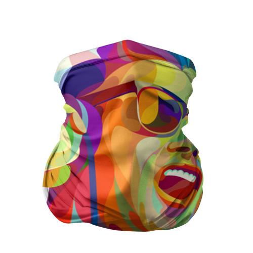 Бандана-труба 3D  Фото 01, lOVE MUSIC