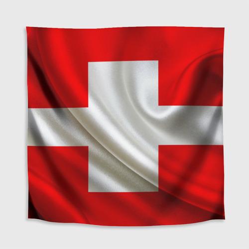Скатерть 3D  Фото 02, Швейцария