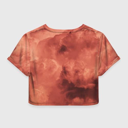 Женская футболка 3D укороченная  Фото 02, Уэйн Руни