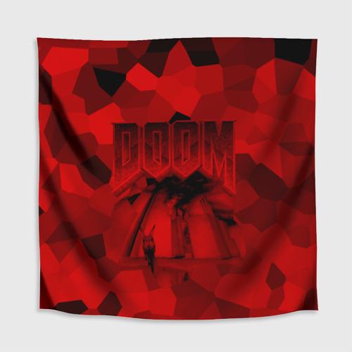 Скатерть 3D  Фото 02, Doom classic 3
