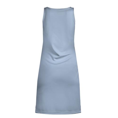 Платье-майка 3D  Фото 02, Статуя свободы