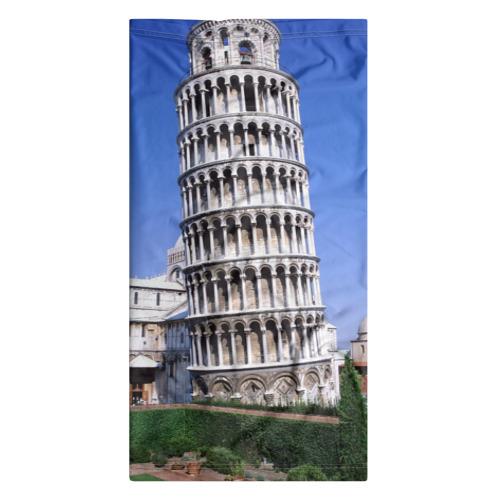 Бандана-труба 3D  Фото 07, Пизанская башня