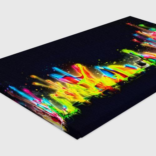 Холст прямоугольный  Фото 04, Взрыв красок