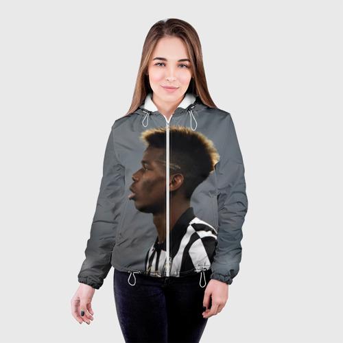 Женская куртка 3D  Фото 03, Погба