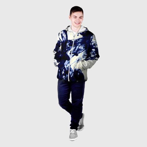 Мужская куртка 3D  Фото 03, Дым