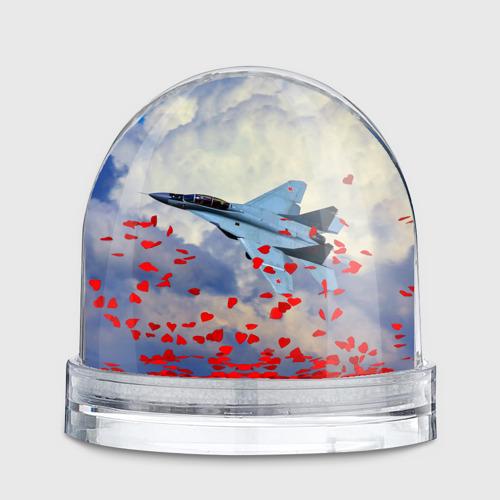 Водяной шар  Фото 02, Авиация