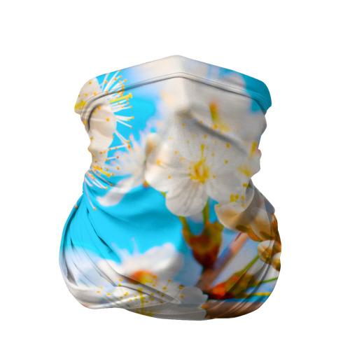 Бандана-труба 3D  Фото 01, Весна