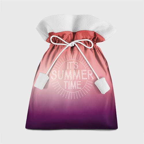 Подарочный 3D мешок IT`S SUMMER TIME