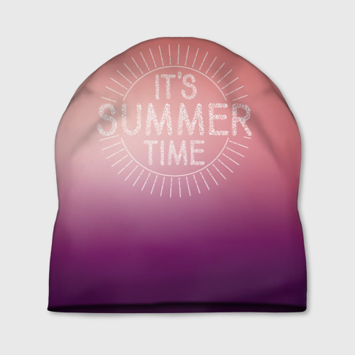 IT`S SUMMER TIME