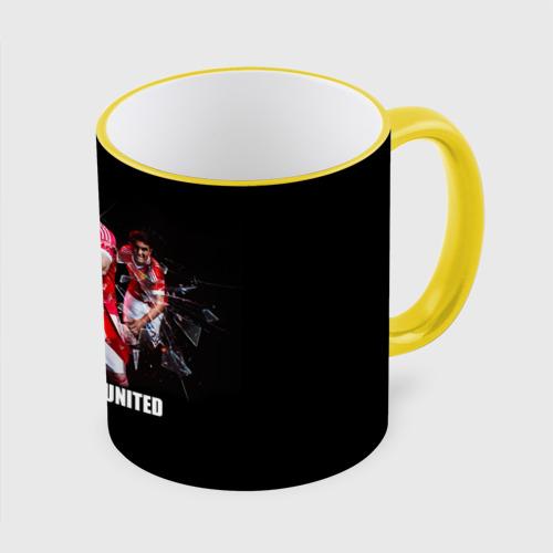 Кружка с полной запечаткой  Фото 01, Manchester united
