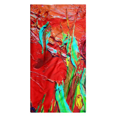 Бандана-труба 3D  Фото 07, Масляные краски