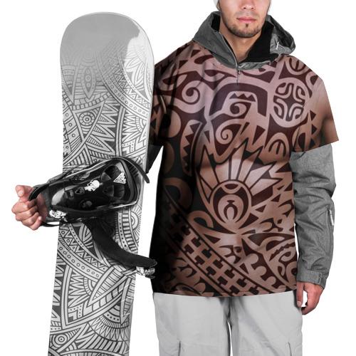 Накидка на куртку 3D 7487865