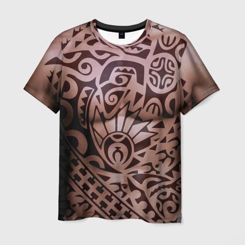 Мужская футболка 3D  Фото 01, 7487865