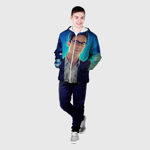 Мужская куртка 3D Уэллс