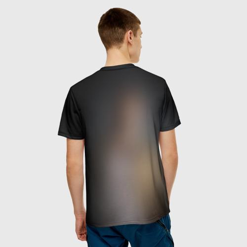 Мужская футболка 3D  Фото 02, Константин
