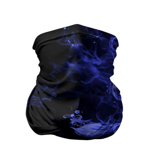 Бандана-труба 3D  Фото 01, Дым