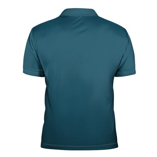 Мужская рубашка поло 3D  Фото 02, Storm Spirit