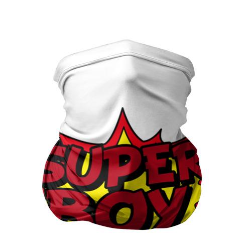 Бандана-труба 3D Super boy